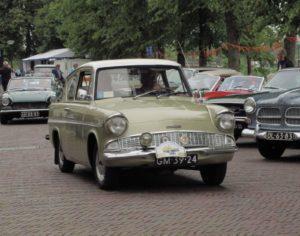 Franeker Oldtimer en Schepenfestival