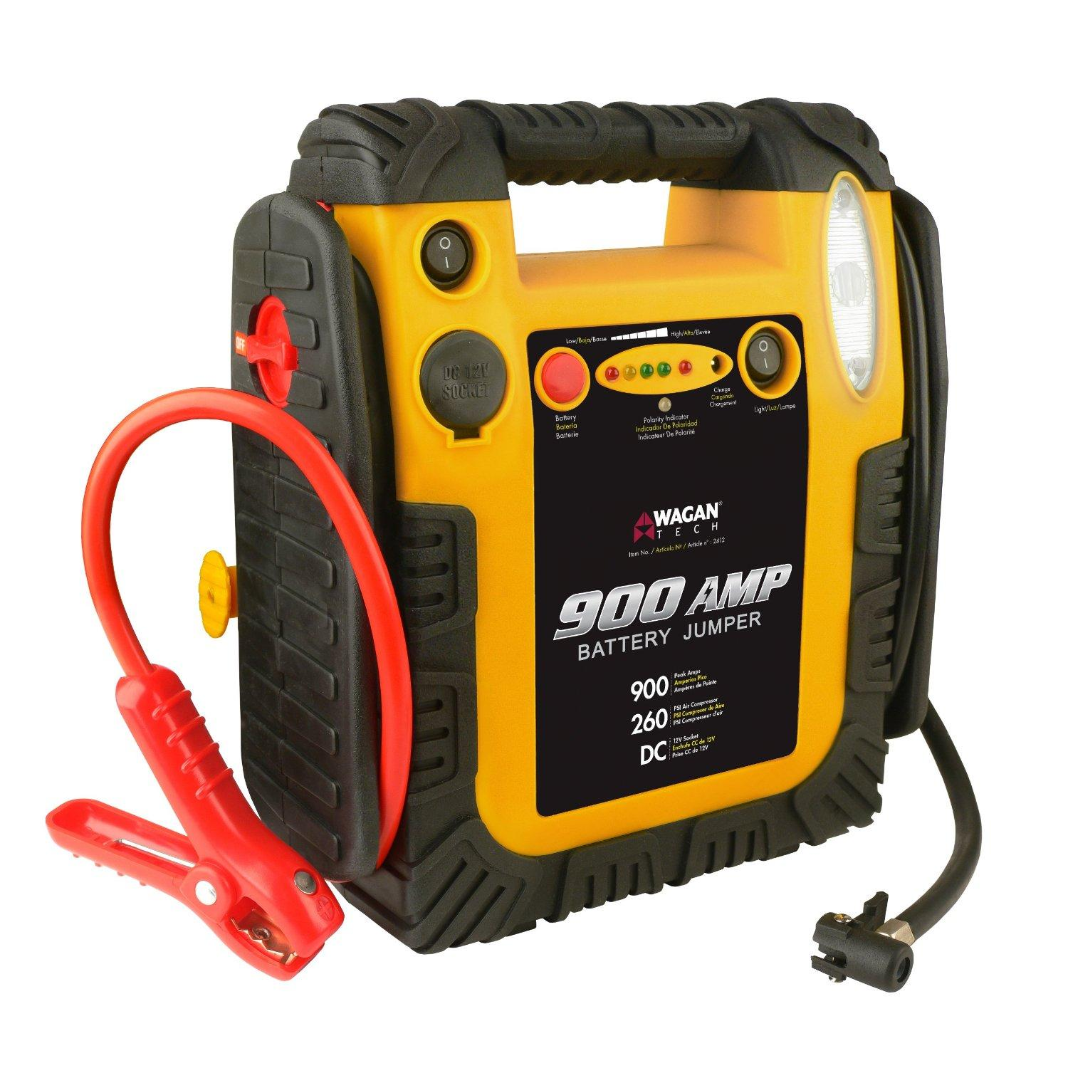 Cat  Amp Battery Charger Reviews