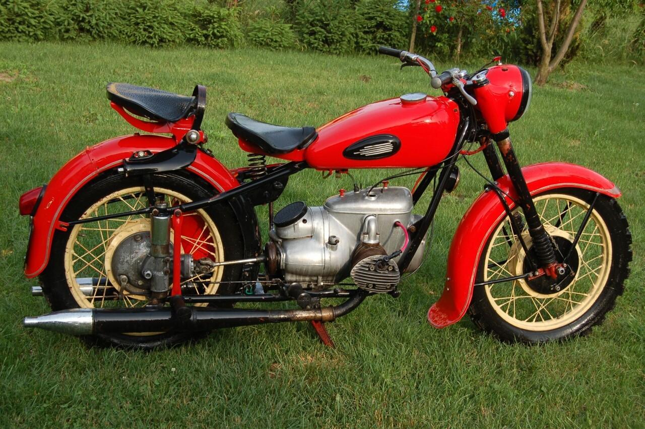 MZ BK350
