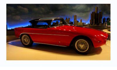 Fiat 8V Demon Rouge