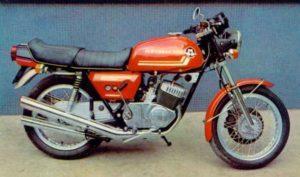 Franse motorfietsen