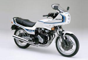Honda CBX550