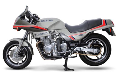 Suzuki XN85