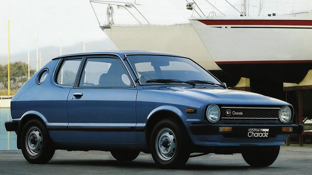 De Daihatsu Charade Wegbereider Voor Viertakt