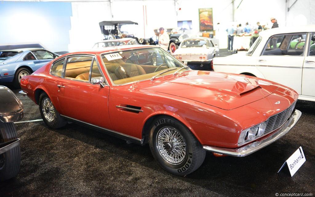 Aston Moartin DBS