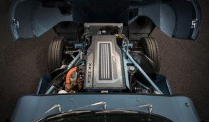 Elektrische Jaguar E-type Zero