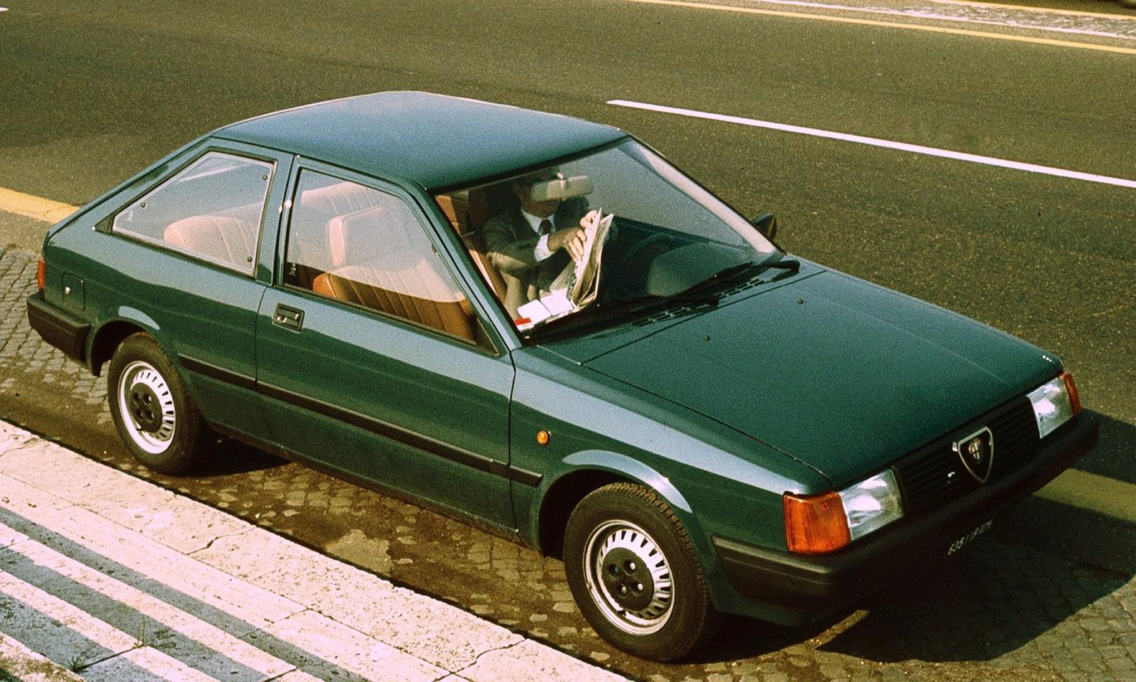 Alfa Romeo Arna