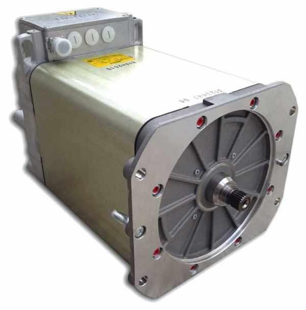 Siemens AC elektromotor