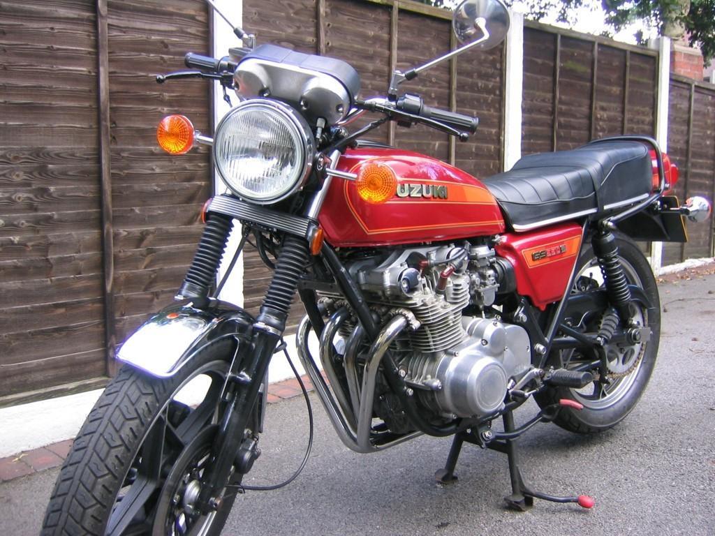 Klassieke motor