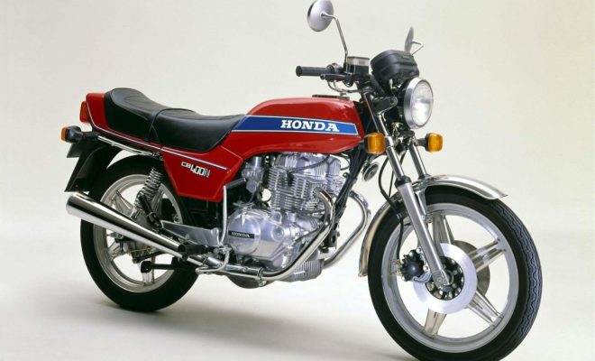 Lekker Rijden Op Een Honda Cb Xnumx N Auto Motor Klassiek