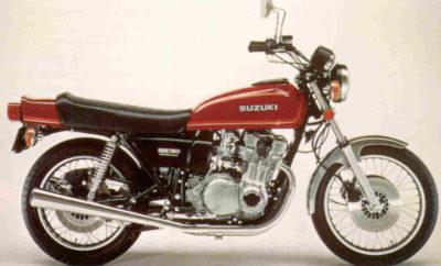 Suzuki GS 750