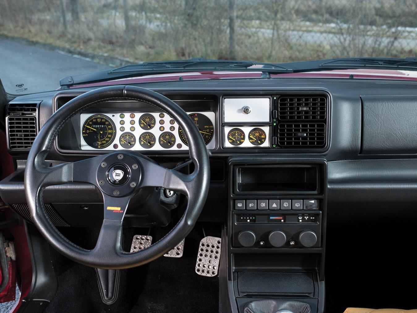 De Lancia Delta Hf Turbo Een Fiat Ritmo Op Anabolen