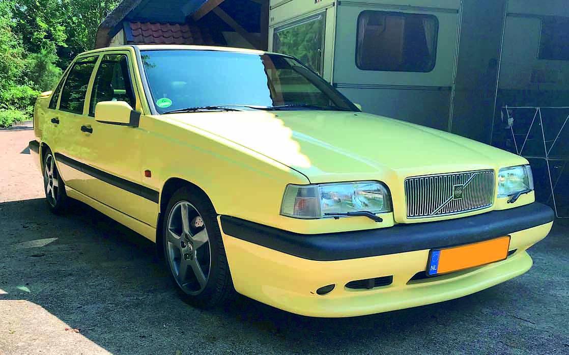 Volvo 850 T5-R