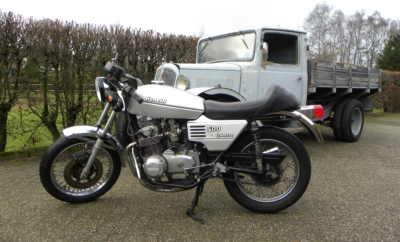 Benelli 500