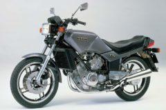 Yamaha 550 XZ