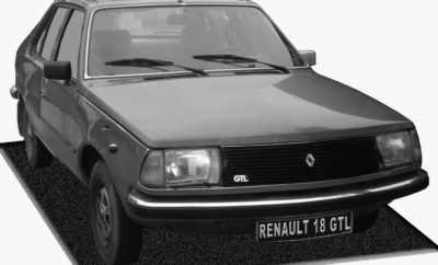 Renault 18 R18