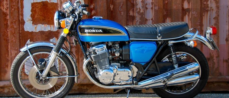 De Honda CB750
