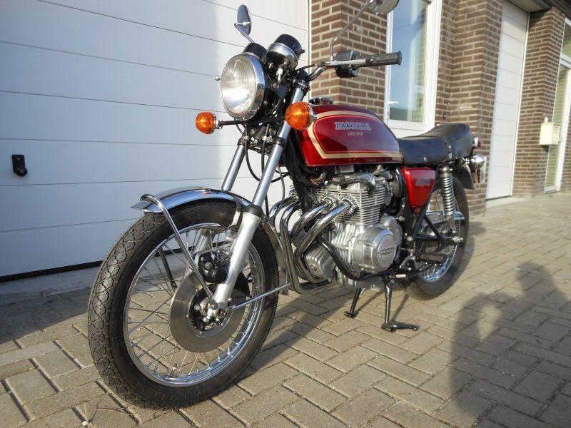 Honda CB400