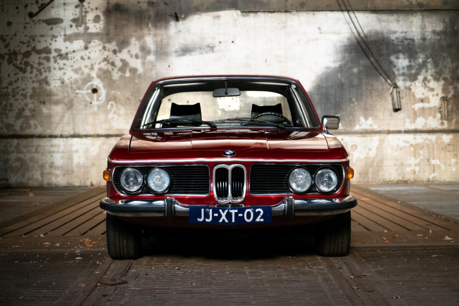 BMW 2.5 CS