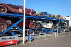 Klassischer Transport
