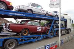 Klassieker transport