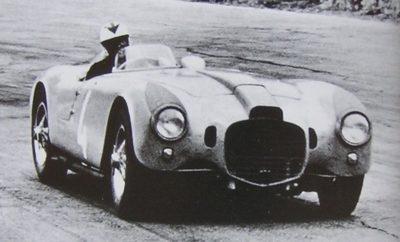 Lancia D23 Spyder Pininfarina