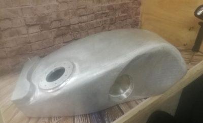 Aluminium kloppen