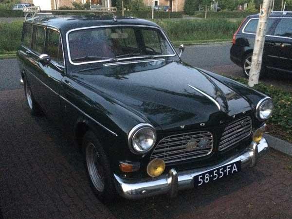 Origineel Nederlandse Volvo Amazon combi
