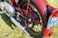 Triumph Speed Twin naaf
