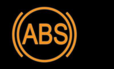 ABS lampje