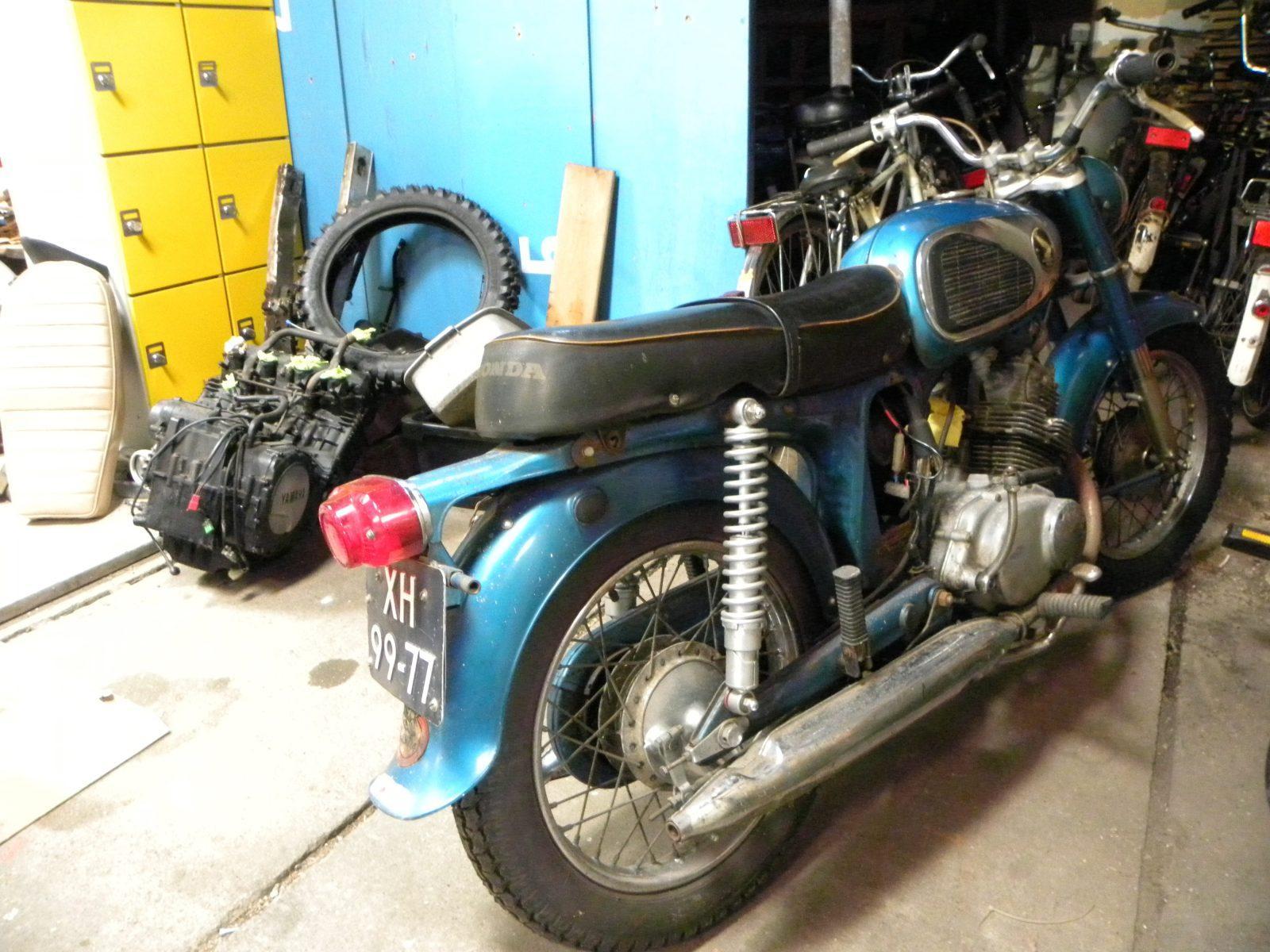 klassieke motorfietsen