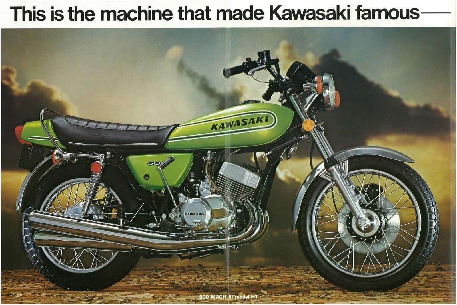 Kawasaki H1-500
