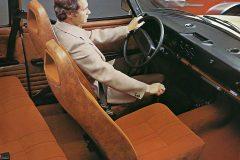 Saab 99 GL veiligheid