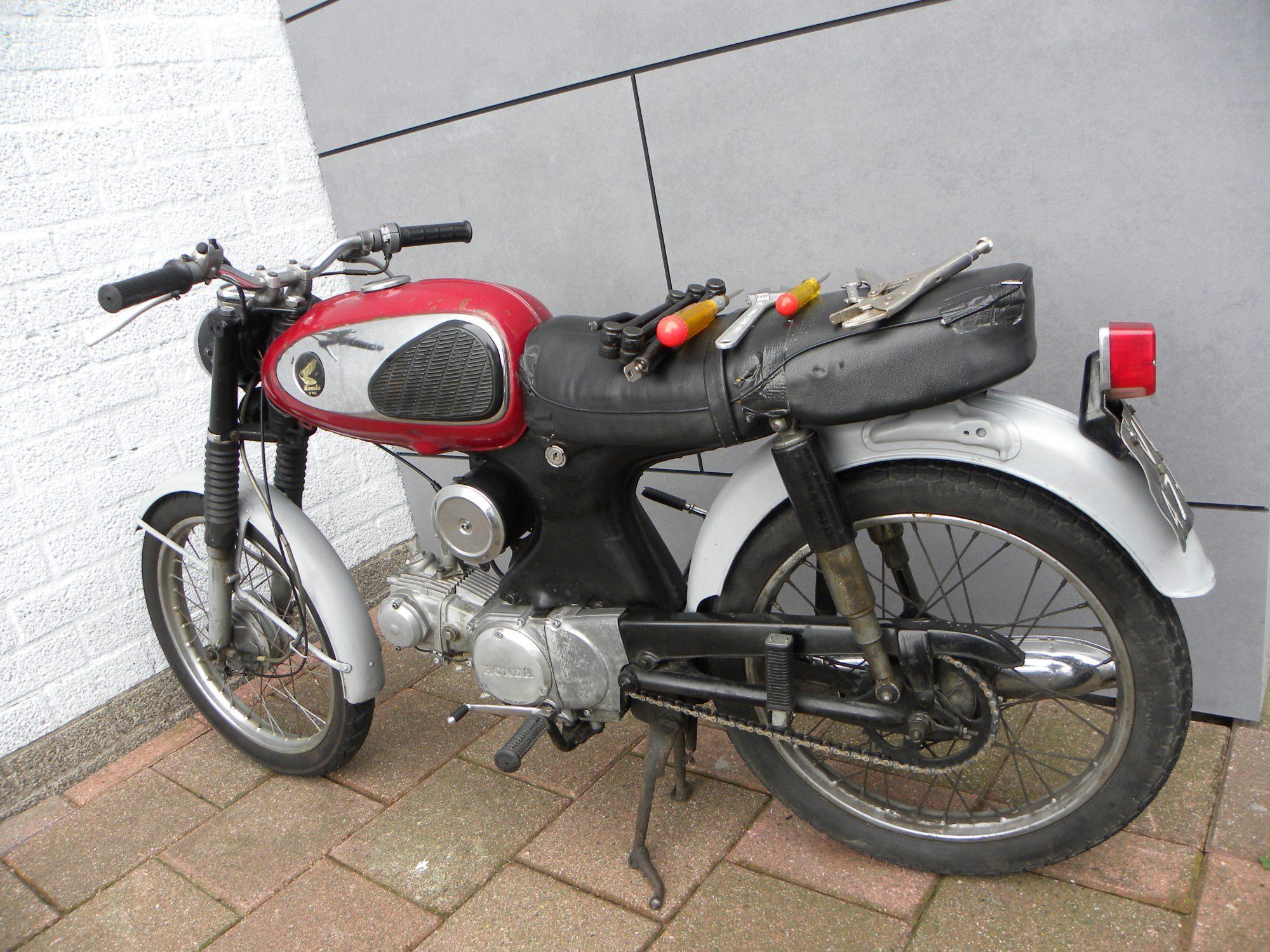 Kawasaki 90 G1L