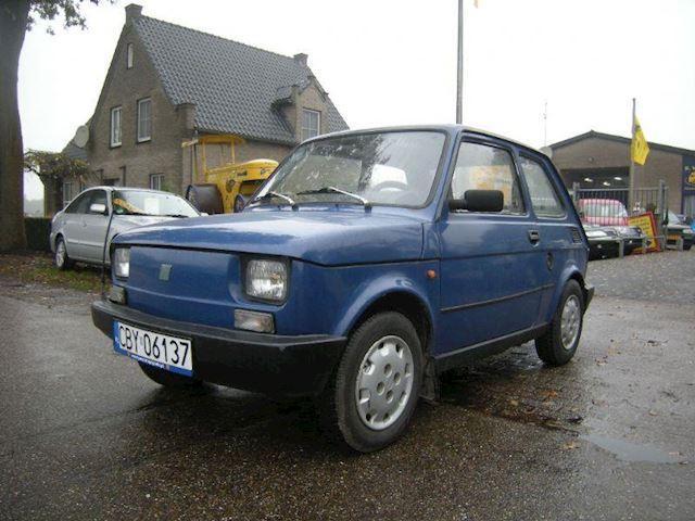 Fiat 126 Polski import