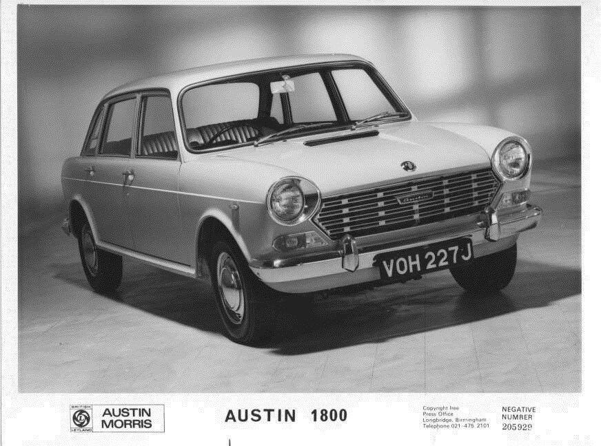 Austin 1800 Balanza
