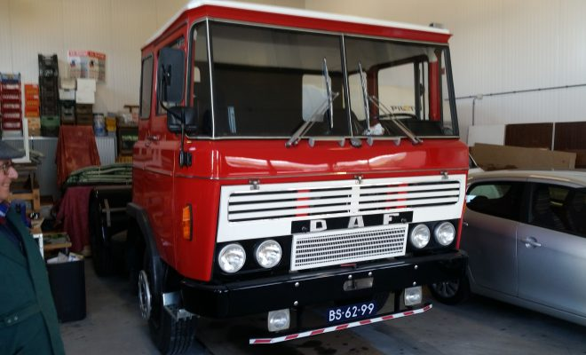 Verwonderend DAF 2600 museumkwaliteit - Auto Motor Klassiek QM-62
