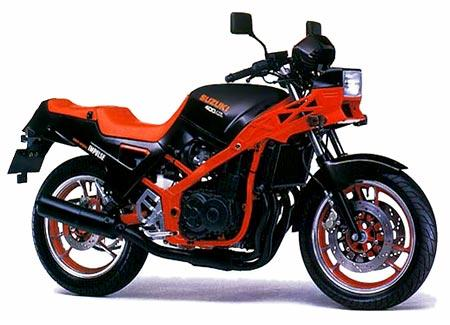 GSX 400