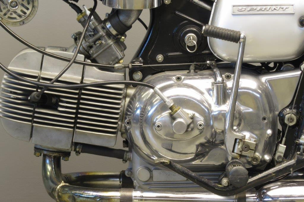 Aermacchi Harley-Davidson motorblok
