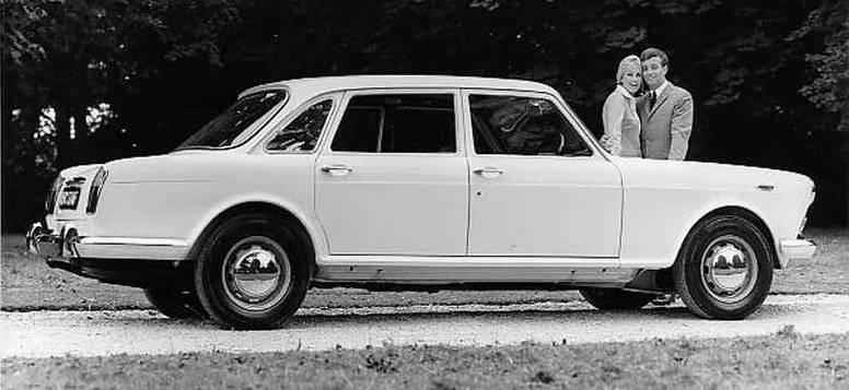 Austin 3 Litre