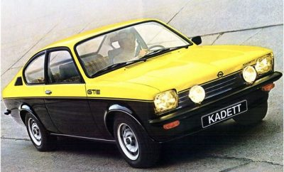 Opel Kadett GT / E
