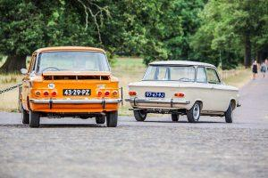 NSU Prinz NSU TT achterkant