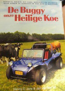 Volkswagen Buggy boek