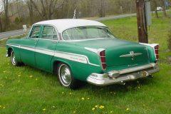 Chrysler New Yorker achterkant