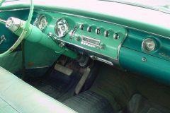 Chrysler New Yorker interieur