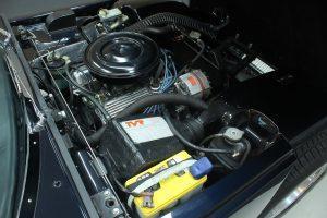 TVR 3000S - motor