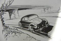 Vw Kever rijden boek2