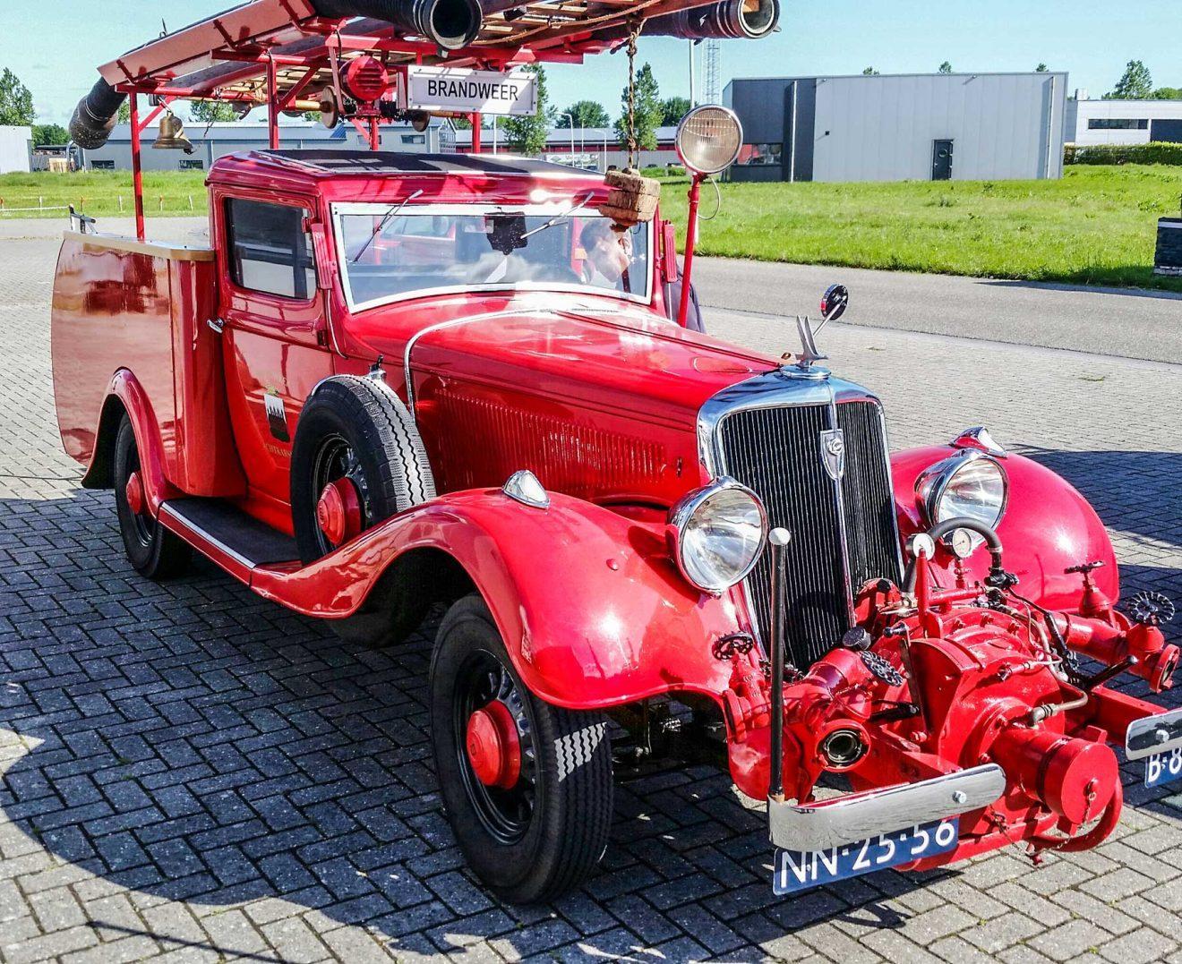 Studebaker President brandweerwagen