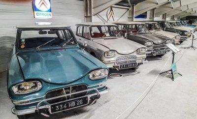 Citroën Ami collectie