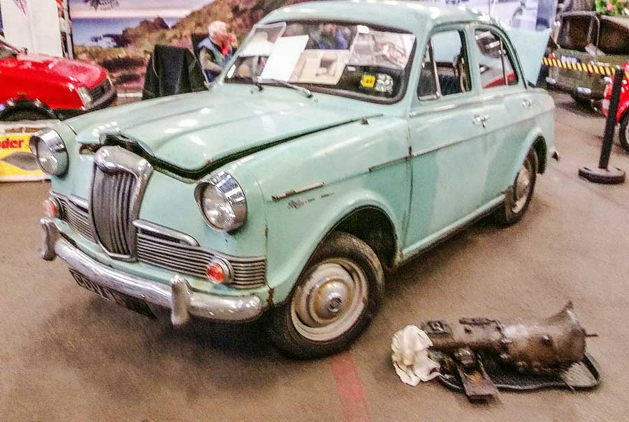 Riley Mk3
